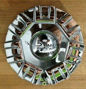1 Dvinci Chrome Custom Wheel Center Cap S403-20 Rim Hubcap X1834147-9SF 237L206 for Sale in Phoenix, AZ