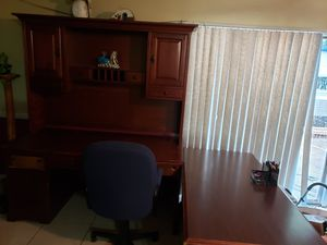 🍁3pc office desk🍁 for Sale in Humble, TX