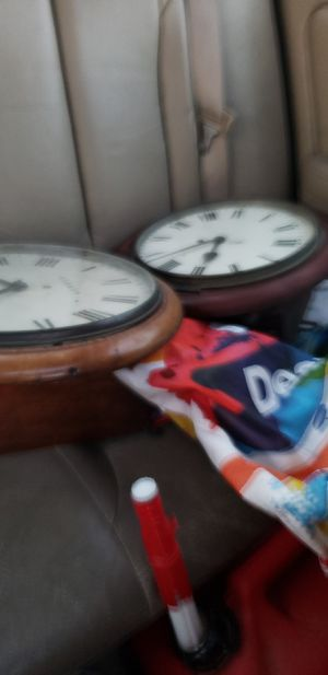 Antique clocks for Sale in Sacramento, CA
