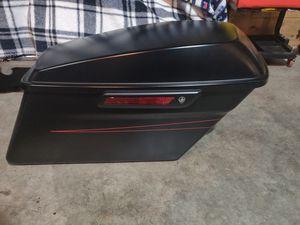 Harley Davidson saddlebag for Sale in Puyallup, WA
