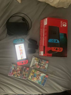 Nintendo switch for Sale in Fargo, ND