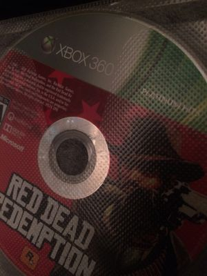 Red dead redemption Xbox 360 for Sale in Fontana, CA