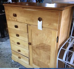 Dresser/Armoire for Sale in Visalia, CA