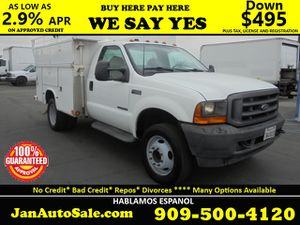 2001 Ford F450 !!!!BUY HERE PAY HERE!!!! for Sale in Fontana, CA