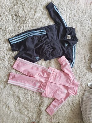 Baby Boy and Girl Adidas Suits 3-6 mos for Sale in Jersey City, NJ