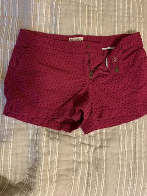 Hot Pink Lace Shorts. for Sale in Redmond, WA