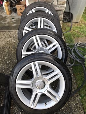 17 x 7.5 5x112 ET 45 Wheel for Sale in Everett, WA