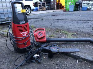 450 tx power rake leaf blower for Sale in Stamford, CT