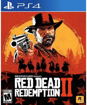 Red Dead Redemption 2 PS4 for Sale in Aurora, IL