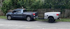 Truck bed trailer custom Trd off road for Sale in Eustis, FL