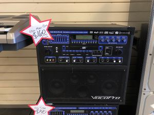 Gig Man Plus Home stereo system for Sale in Las Vegas, NV