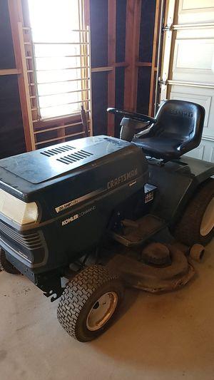 Craftsman Kohler Command Garden Tractor for Sale in Corona, CA