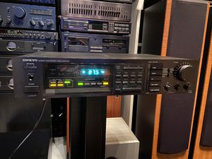 Onkyo TX-80 receiver in very nice condition for Sale in Barrington, IL