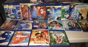 Disney / Kid Blu-ray Movies + Dora and the Lost city of Gold for Sale in Los Angeles, CA