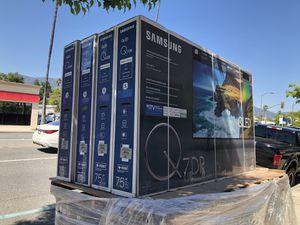 SAMSUNG 75 INCH Q7 2019 Q7DR Q7F ! HUGE TV SALE ! SMART 4K BRAND NEW ! for Sale in Burbank, CA