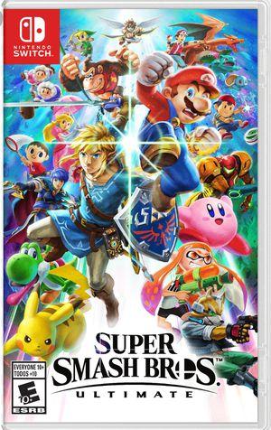 Super Smash Bros. Ultimate - Nintendo Switch for Sale in Portland, OR