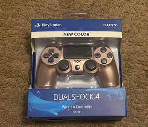 PS4 Controller Rose Gold for Sale in Las Vegas, NV