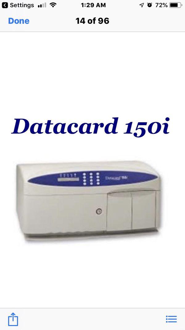 Datacard 150i