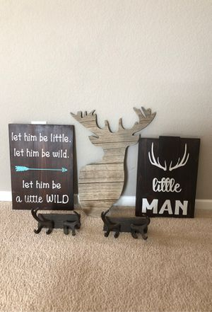 Boys room decor for Sale in Menifee, CA