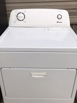 Amana Dryer (electric) for Sale in Longview,  TX