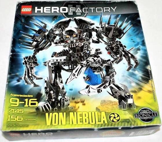 Lego Hero Factory Von Nebula New In Box For Sale In Fairfax Va