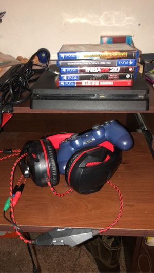 PlayStation 4 for Sale in Clovis, CA