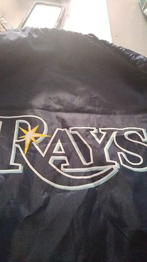 RAYS BOOKBAG FOR 15 0R 10 for Sale in Tampa, FL