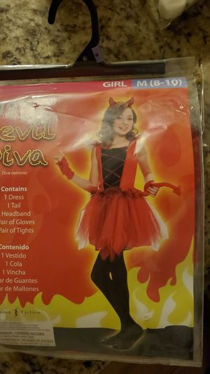 Youth Girl Costumes for Sale in Irvine, CA