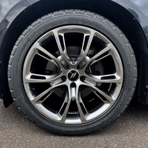 """20"""" Hyper Silver Jeep SRT Spider Monkey Wheels / Rims for Dodge Charger / Challenger / Magnum for Sale in Telford, PA"""