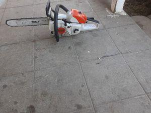 Stihl ms 201c chainsaw for Sale in San Jose, CA