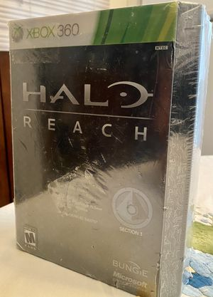 For trade Brand new Halo Reach limited edition for Xbox 360 for Sale in Houston, TX