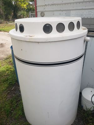 Aerator tank for Sale in Fort Myers, FL