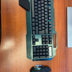 RGB K680 Keyboard And Mouse (wireless) for Sale in Herndon,  VA