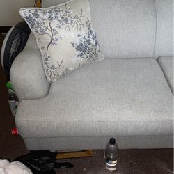 Three month old loveseat with two pillows ... Or Best Offer... for Sale in Philadelphia,  PA