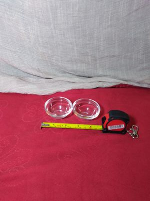2 Tiny Pyrex Sauce Dishes for Sale in Long Beach, CA