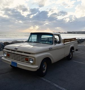 1963 Ford F-100 for Sale in San Juan Capistrano, CA