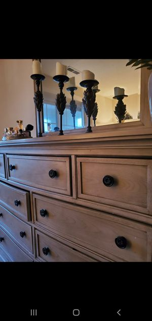 Dresser, mirror for Sale in Dublin, OH