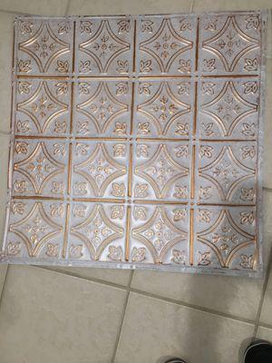 Decorative Tin Sheets for Sale in Washington, DC