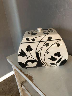 Ceramic box for Sale in Mesa, AZ