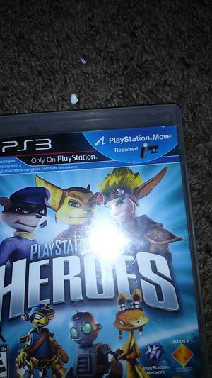 PlayStation 3 game for Sale in Abilene, TX