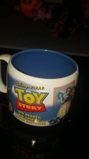 Toy Story Collectible Mug for Sale in Dallas, TX