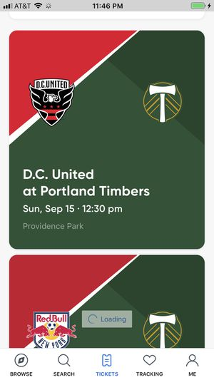 (2) Timbers Army Tickets for Sale in Clackamas, OR