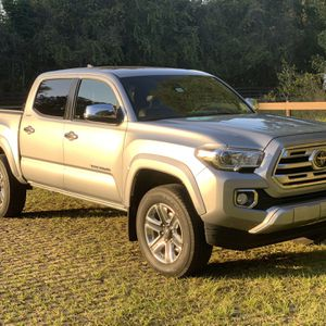 2018 Toyota Tacoma Limited for Sale in Clermont, FL