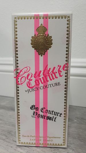 Couture couture by Juicy couture 3.4 oz EDP perfume women for Sale in San Diego, CA