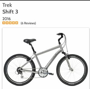 new mens trek shift 3 mountain bike for Sale in Chicago, IL