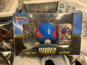 Hidden fates pokemon for Sale in Richmond, CA