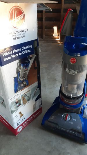 Hoover Vacuum cord rewinds in..$80.. for Sale in Fresno, CA