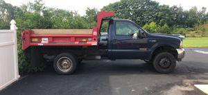 2003 Ford F450 Diesel for Sale in Bridgeton, NJ