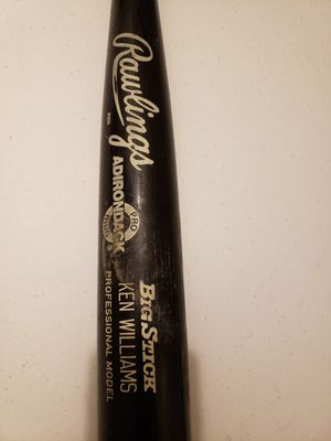 Ken Williams Big Stick Baseball Bat professional model for Sale in Garfield Heights, OH