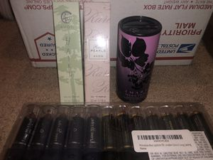 Perfume,powder,lipsticks for Sale in Fort Worth, TX